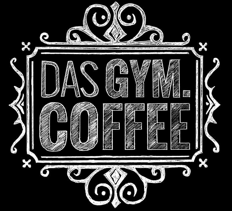 DAS GYM Coffee Logo