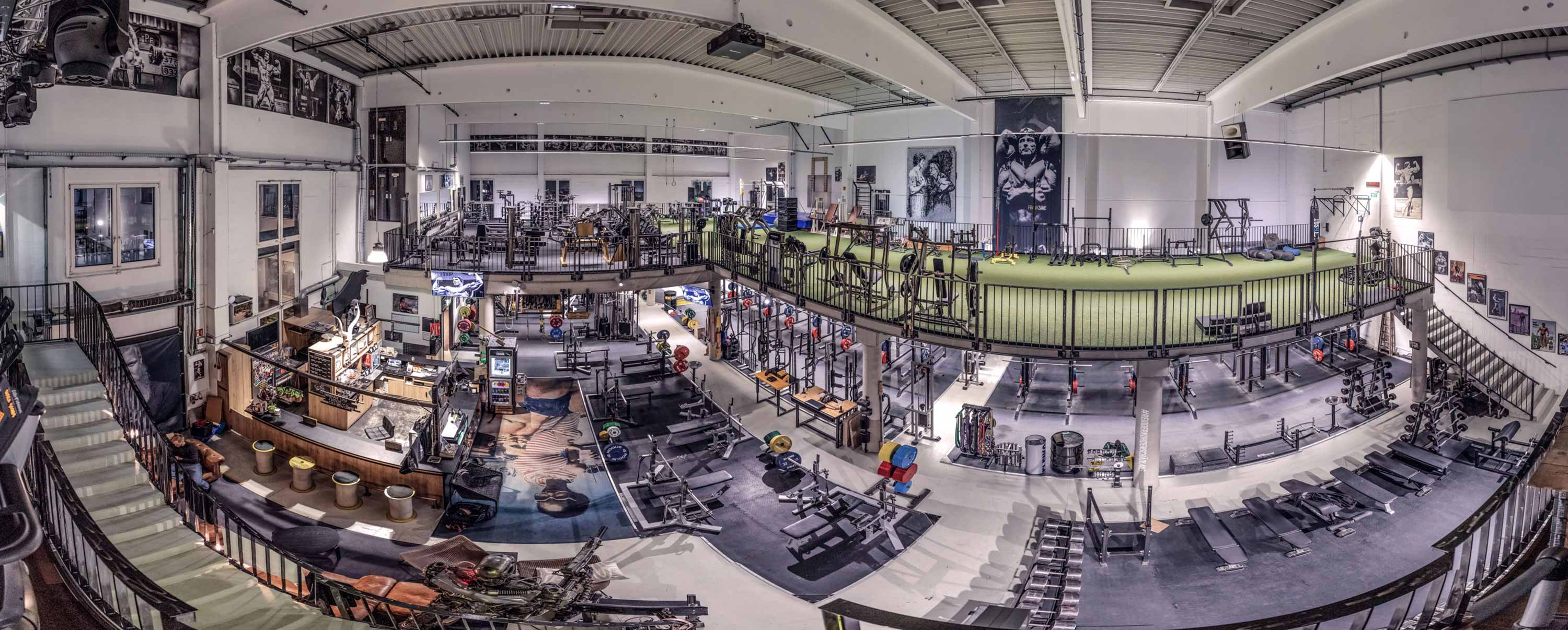DAS GYM Panorama